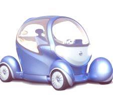 Pivo 2 de Nissan, ecológico y funcional