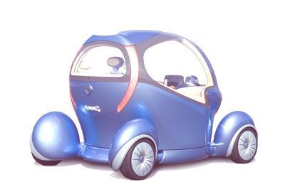 Nissan Pivo 2 Electrico