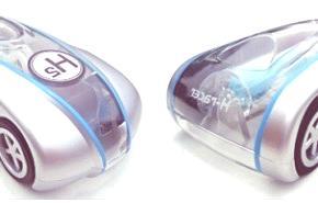 Coche de hidrógeno por 125 euros … de juguete