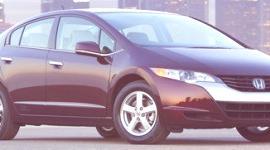 Honda FCX Clarity: El sedan a hidrogeno que va por Toyota y el mercado de EE.UU.
