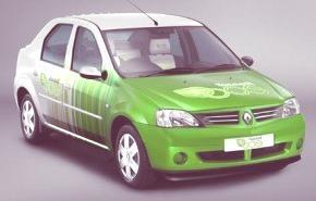 Renault Logan ECO2 – Barato y ecológico