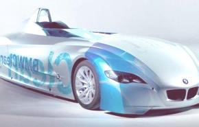 BMW H2R Concept