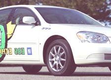 Buick Lucerne FlexFuel E85 Capable