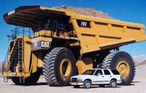 El hibrido más grande del mundo