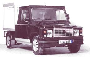 Karmann podría fabricar coches con célula de combustible