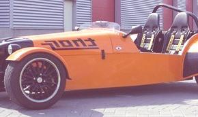 Evisol Thorr, el Lotus Súper Seven eléctrico
