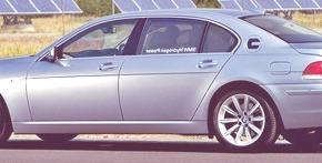 El BMW Hydrogen 7, incorpora un nuevo depósito de hidrógeno