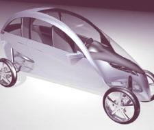 TVA Gazelle, otro de los vehículos que participara en la competencia Progressive Automotive x Prize