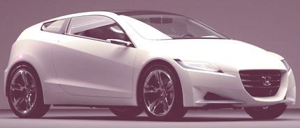 CR-Z Concept 2