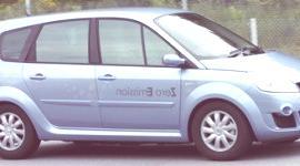 Renault Grand Scénic ZEV H2, con propulsión a hidrogeno