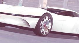 Tatra 903 Fuel Cell Concept