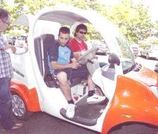Tecnicalia H2CAR, un coche a hidrógeno español