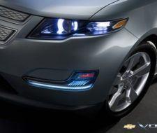Chevrolet Volt 2009, primeras imágenes del coche de producción