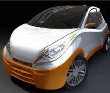 Ecovía, un vehículo a hidrógeno