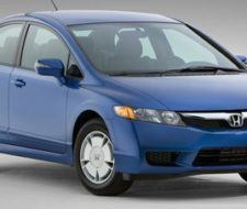 Honda Civic Hybrid Sedan 2009
