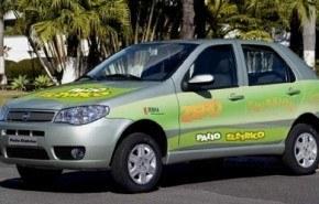 Fiat produce el primer Palio eléctrico (Brasil)