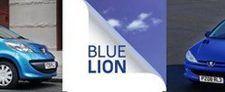 Peugeot presento su nueva línea ecología, llamada Blue Lion