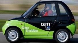 Chile presenta su primer coche ecológico