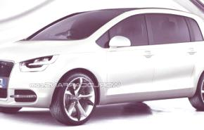 Audi A1 EV 2010, recreación