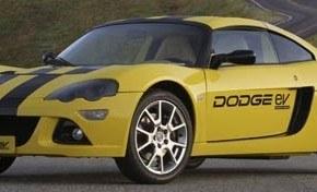 Chrysler presenta su primer modelo eléctrico, el Dodge EV