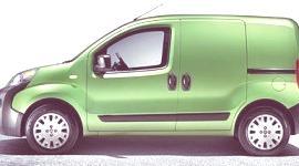 Fiat Fiorino Cargo Electric