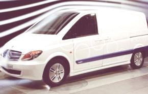 Mercedes-Benz Vito BlueEfficiency Concept