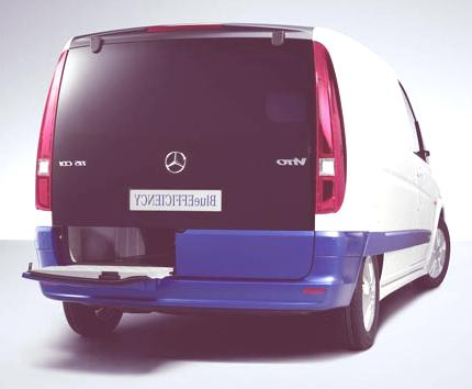 Mercedes Vito BlueEfficiency2
