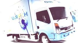 Nissan Cabstar Hybrid, el camión ecológico japonés