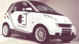 Proyecto e-mobility Berlin, impulsado por Daimler Benz