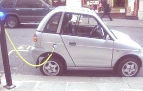 El departamento de transporte británico anuncio incentivos para la creación de coches eléctricos