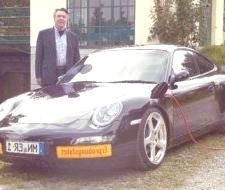 Porsche RUF 911 eléctrico, una versión impensada, pero realista