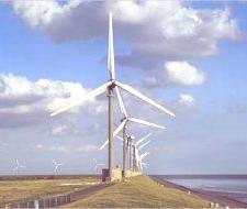 La energía eólica, avanza