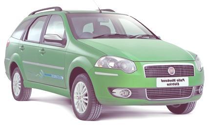 Fiat Palio Week-End Eléctrico