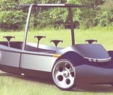 Imagine PS Humancar, un carro interesante