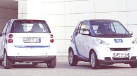 Smart car2go, Daimler va con todo!!!