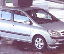 Hyundai de Australia anuncia el Getz 100% eléctrico