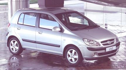 Hyundai Getz ELECTRICO