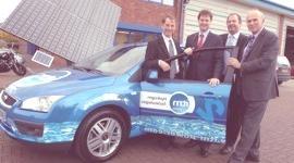 ITM Power Hydrogen Ford Focus