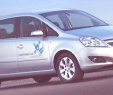Opel Zafira CNG Turbo Power