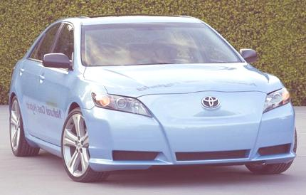 Toyota CNG Camry Hybrid Concept2