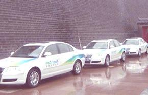 Volkswagen Shangai Passat Lingyu, a hidrógeno