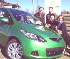 Energetique evMe, un Mazda 2 diferente