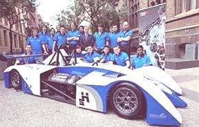 La Formula H, la competencia de los coches a hidrógeno
