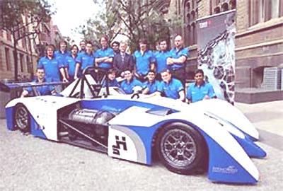 formula-h-racecar