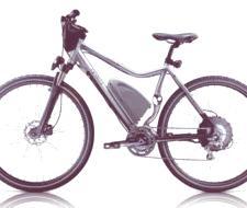 Matra Cross, una bicicleta eléctrica ideal para las grandes ciudades