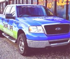 Ford F-150 Roush, una pick up a propano liquido