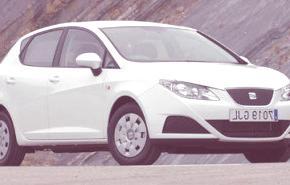 Seat Ibiza Ecomotive 2009