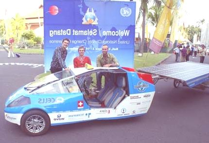 Solar Taxi2