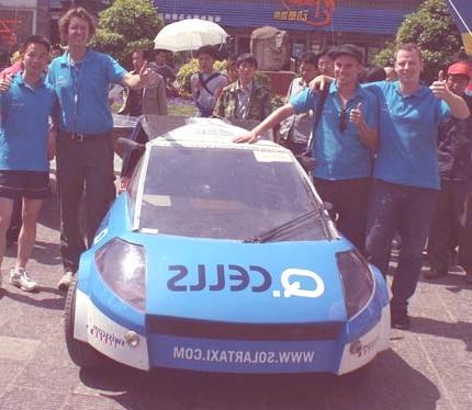 Solar Taxi4