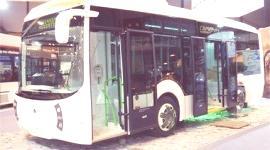 Castrosua Tempus, el autobús español híbrido